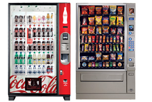 food st machine for business